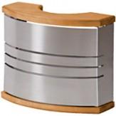 Светильник  Harvia Steel SAS 21106 с абажуром (нержавеющая сталь)