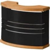 Светильник Harvia Steel SAS 21107 с абажуром Leqend, Black (черный, матовый)
