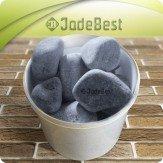 Серпентинит шлифованный для бани и сауны, 1 кг в мягкой упаковке