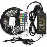 RGB Контроллер с RF 24ARF16  288-576W  24A (с радиопультом)  подключение до 10м ленты.