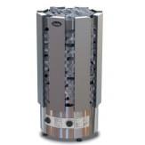 Электрическая печь Helo Ringo 80 ST BWT корпус сигментный, черный, с парообразователем (встроенное управление)