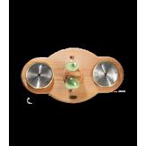 Подарочный набор Collage SC Tylo: термометр, гигрометр и песочные часы