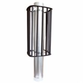 Труба-каменка ЧМ  d=110 мм