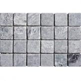 Плитка мозаика из талькомагнезита Tulikivi TK-2407310NM античная поверхность10х300х300 мм