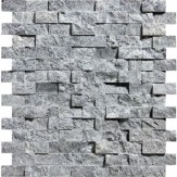 Плитка из талькохлорита Декор рваный камень 200х50х20