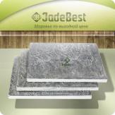 Плитка талькохлорит шлифованная 300*300*10 для бани и сауны, 1м2