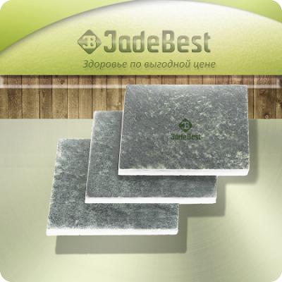 Плитка талькохлорит шлифованная 150*150*10 1м2
