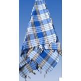 Полотенце пештемаль для хамама Osmanli Muslugu Классика синее