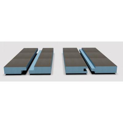 Панель Styrofoam РПГ 100+5 кромка шип-паз односторонняя