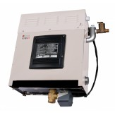 Парогенератор  Sawo STP-45-1/2-SST-DFP в комплекте с сенсорным пультом и автоочисткой (3 доп. функции: свет, вентилятор, насос-дозатор)