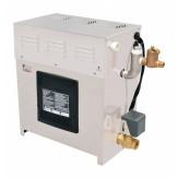 Парогенератор Sawo STP-150-3-SST-DFP в комплекте с сенсорным пультом и автоочисткой (3 доп. функции: свет, вентилятор, насос-дозатор)