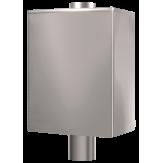 Бак для нагрева воды в бане Парус Теплодар 40 л  с трубой  (2 штуц)