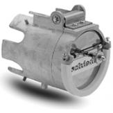 Регулятор тяги взрывной клапан UNI для дымоходной системы Schiedel UNI 14