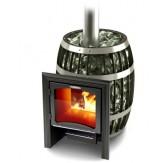 Печь для бани TMF (Термофор) Саяны Inox Витра