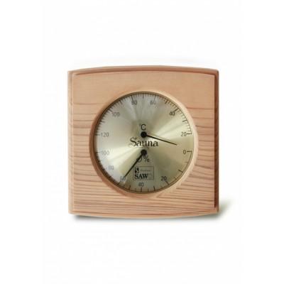 Термогигрометр для сауны и бани Sawo 285-THD