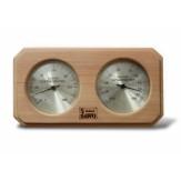 Термогигрометр для сауны и бани Sawo 221-ТНD, кедр