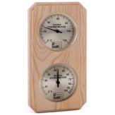 Термогигрометр Sawo 221-THVР сосна