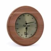 Термогигрометр для сауны и бани Sawo 231-THD кедр