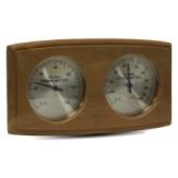 Термогигрометр для сауны и бани Sawo 271-ТНD, кедр