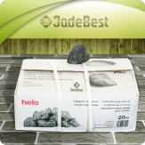 Вулканит для бани Helo для дровяных печей, 20 кг